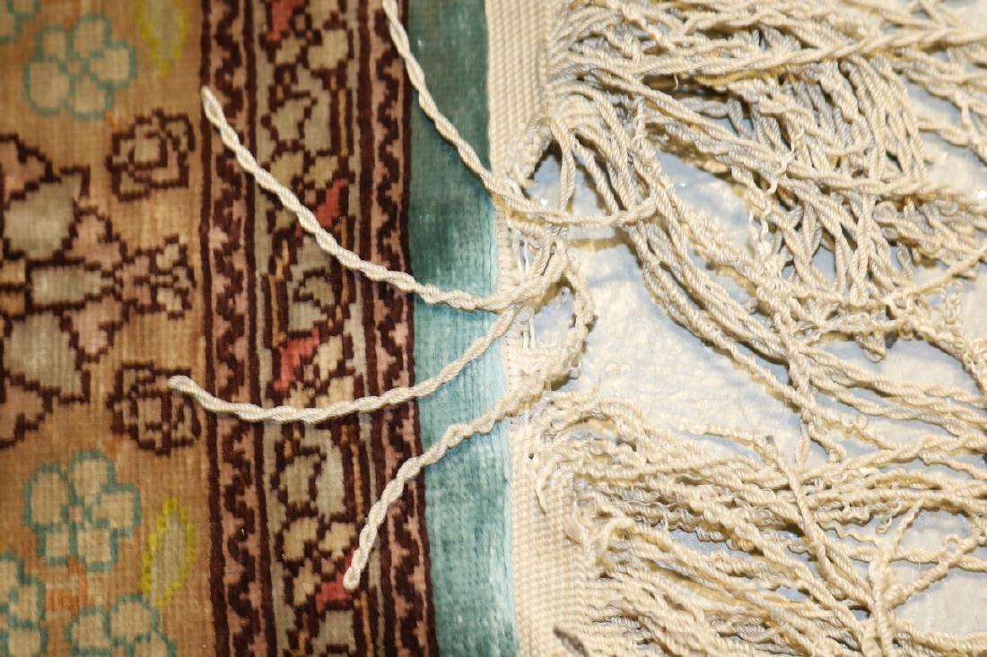 Silk Persian Carpet - 5