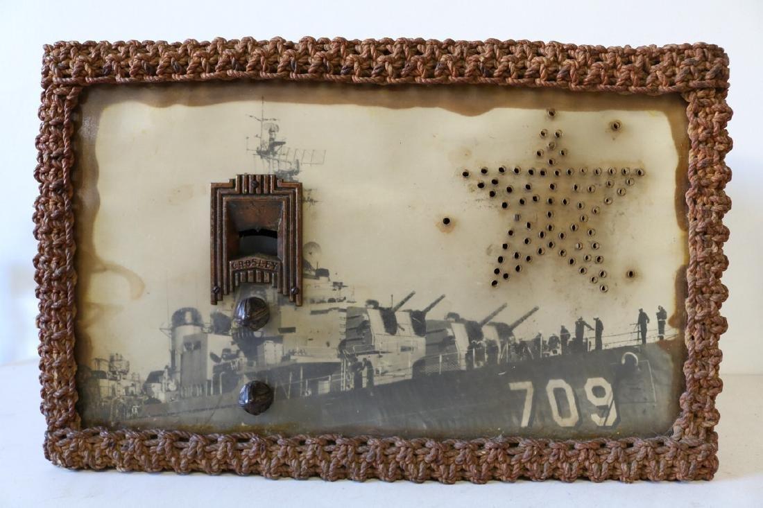 Crosley Antique Radio