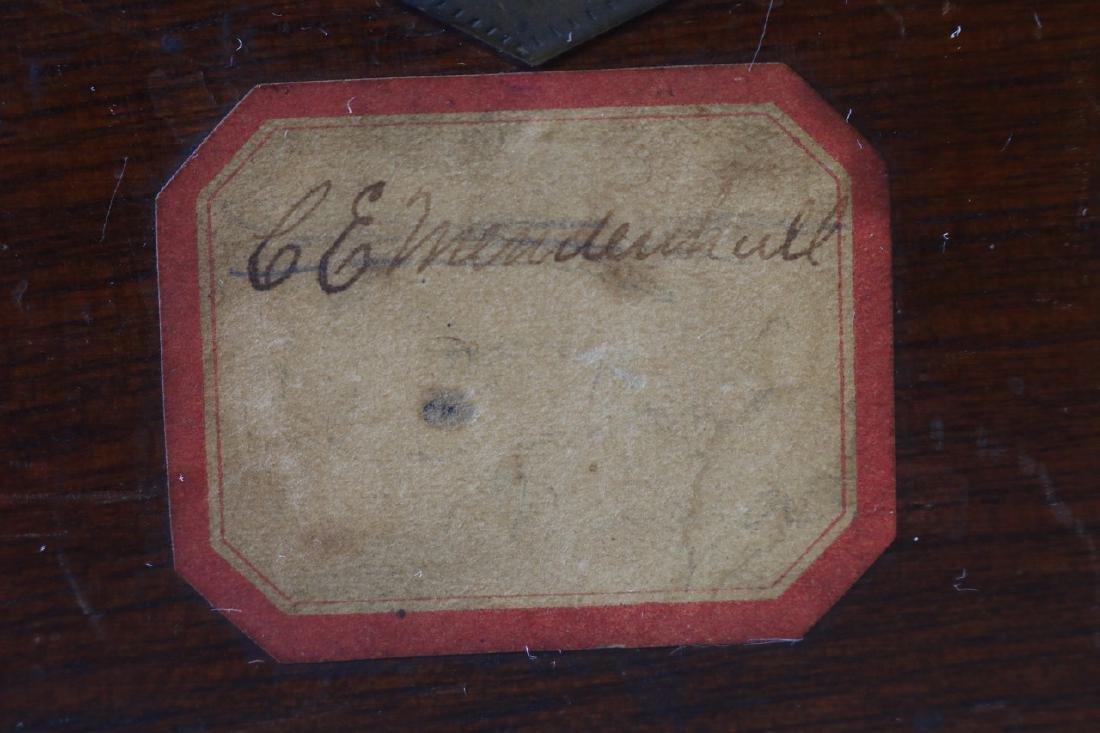 1888 Wood Box - Humphrey's Veterinary Specifics - 2