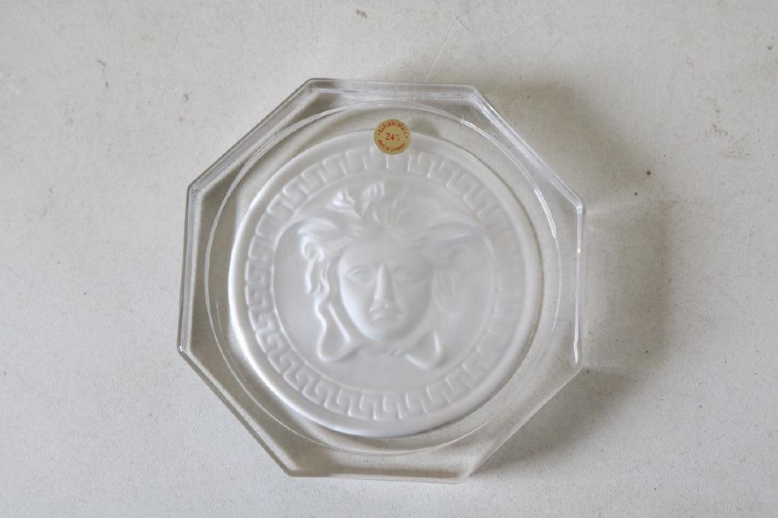 Versace Rosenthal Plaque