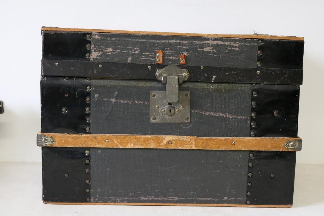 Antique Child's/Doll Trunk
