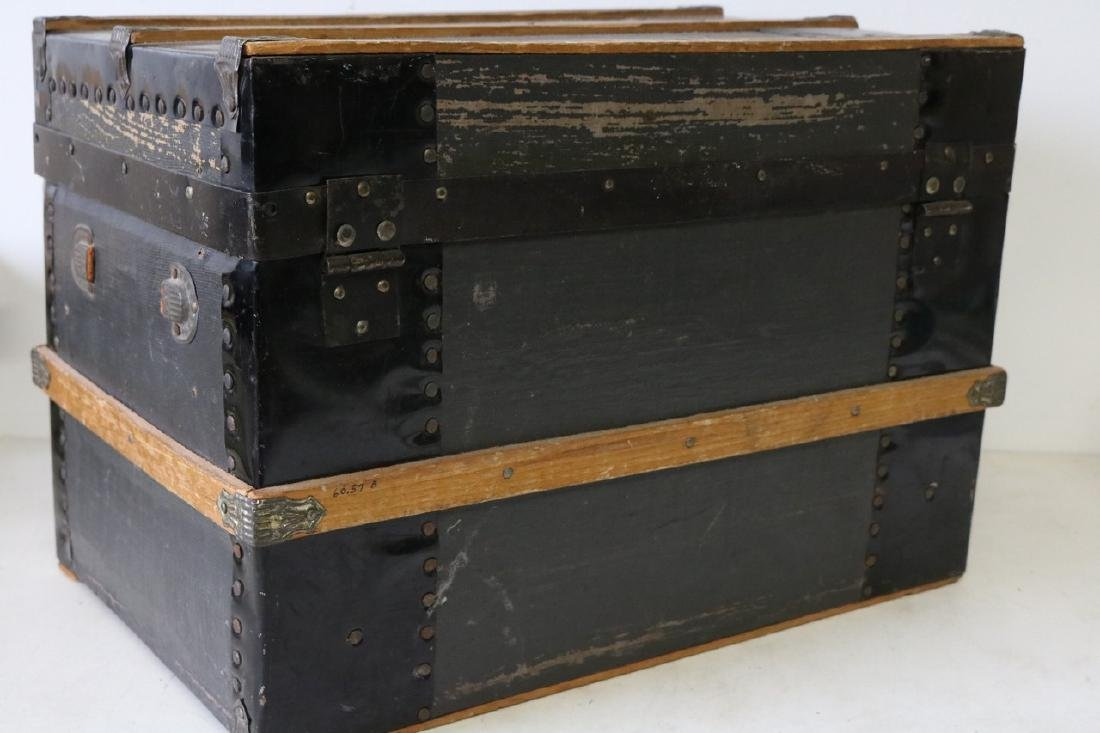 Antique Child's/Doll Trunk - 5