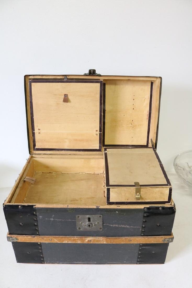 Antique Child's/Doll Trunk - 7