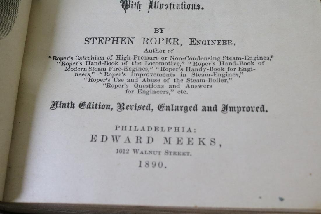 Roper's Handbook of Land and Marine Engines - 3