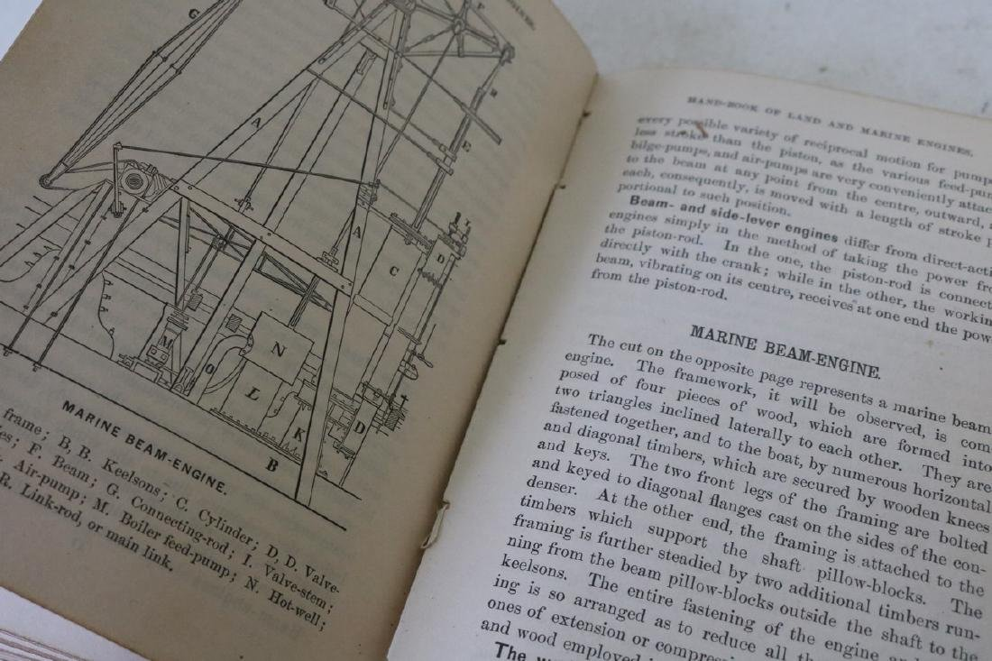 Roper's Handbook of Land and Marine Engines - 4