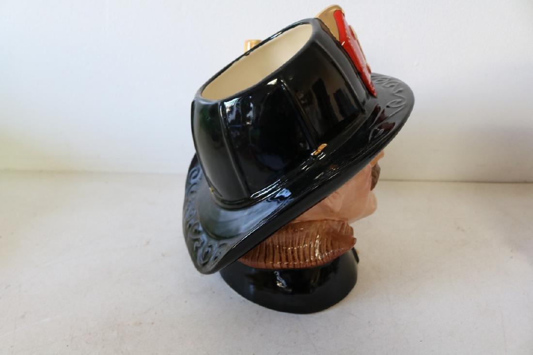 """Royal Doulton, """"The Fireman"""" Mug, #D.6697 - 4"""