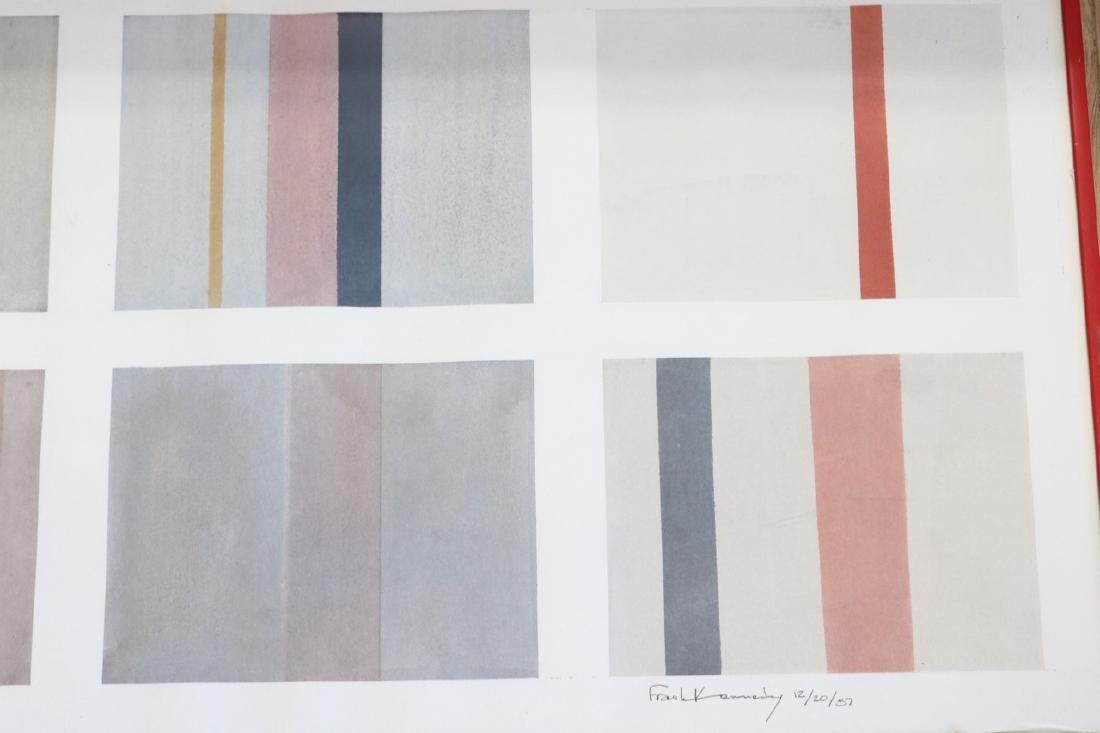 Frank Kennedy, 1957 Watercolor - 3