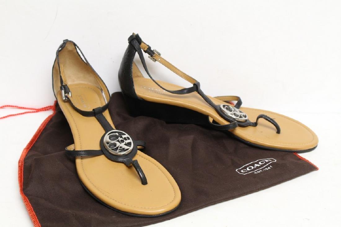 Modern Coach Sandals