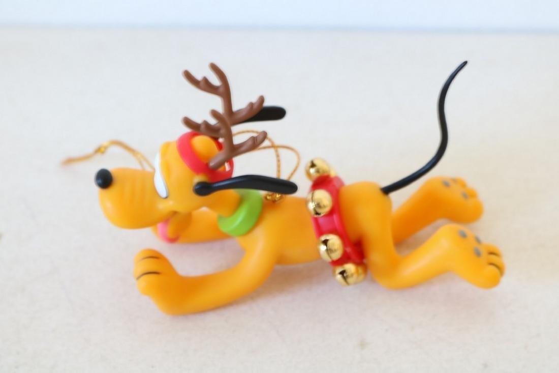 "Disney ""Pluto"" Ornament"