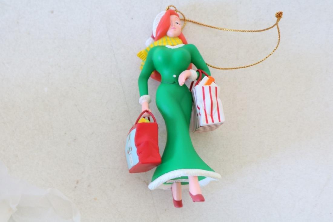 "Disney ""Jessica"" Ornament"