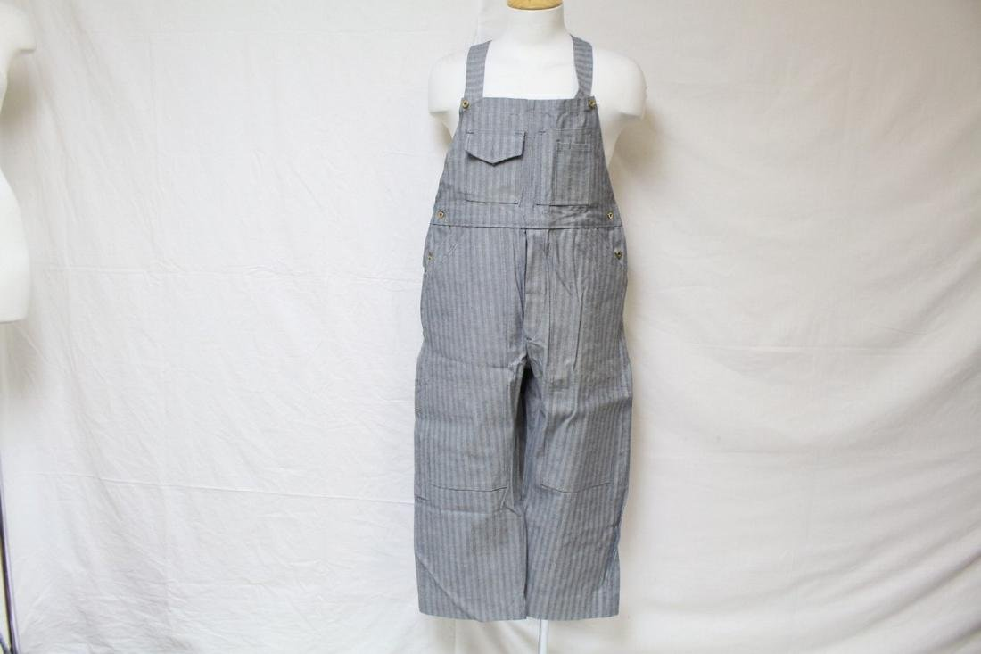 Vintage 1940's Dubble-Ware Workwear Overalls
