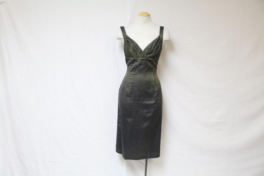 Vintage 1990s Siam Malee Silk Dress