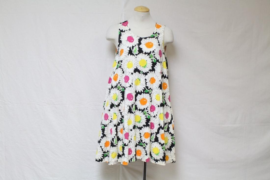 Vintage 1990s Emanuel Ungaro Floral Dress