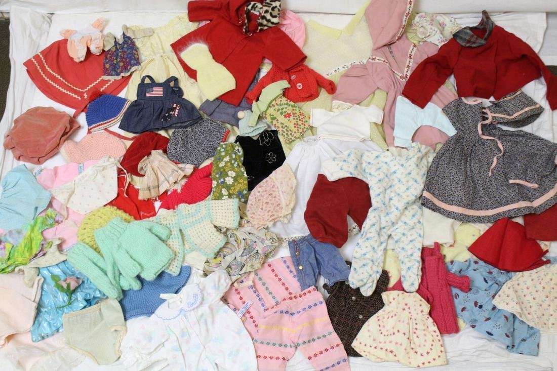 Vintage Lot of Doll Clothing