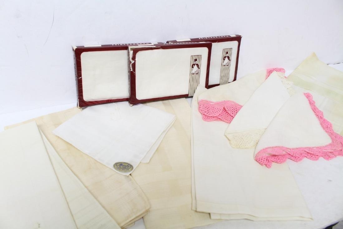 Vintage Lot of Handkerchiefs