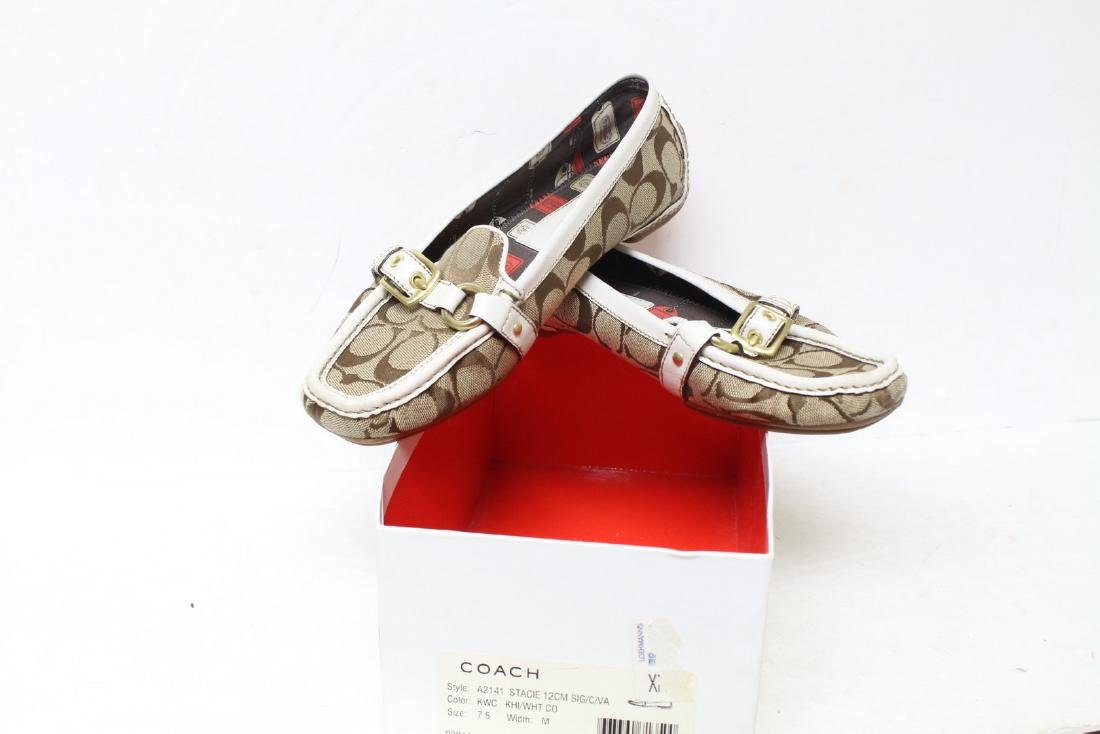 Modern Coach Loafers