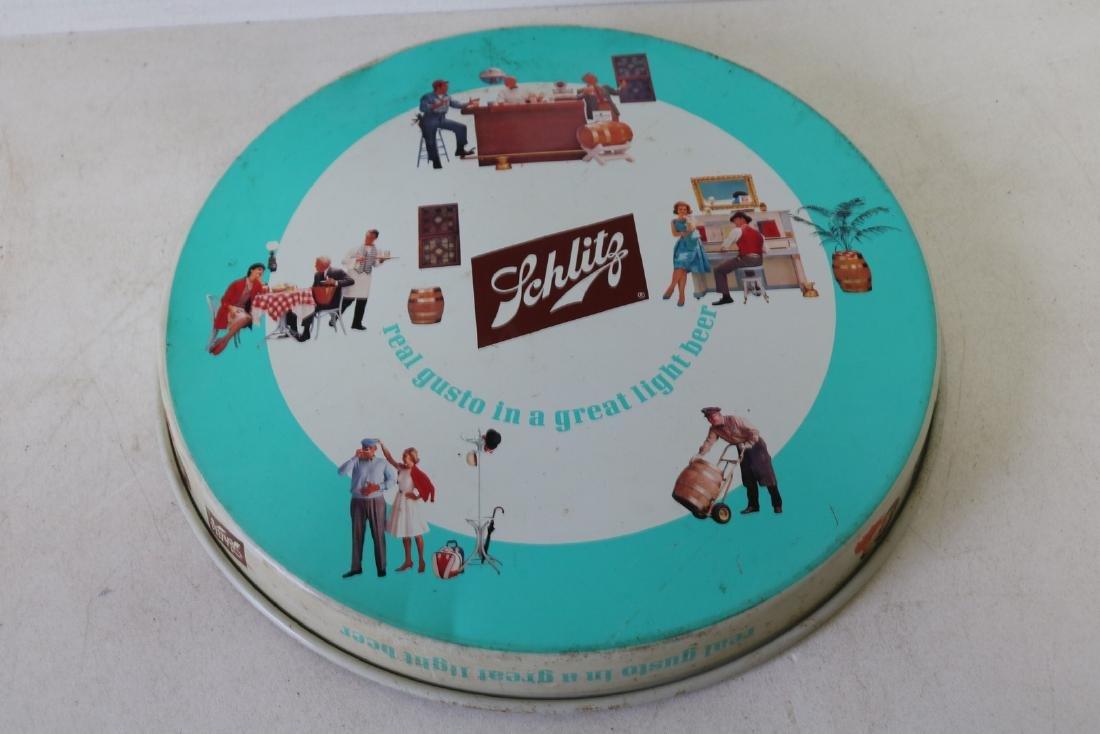 Vintage 1962 Schlitz Beer Tray - 4