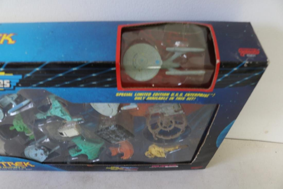 1993 MicroMachines, Star Trek limited edition set - 3