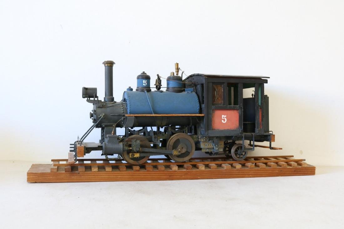 Steam Engine Train all hand made
