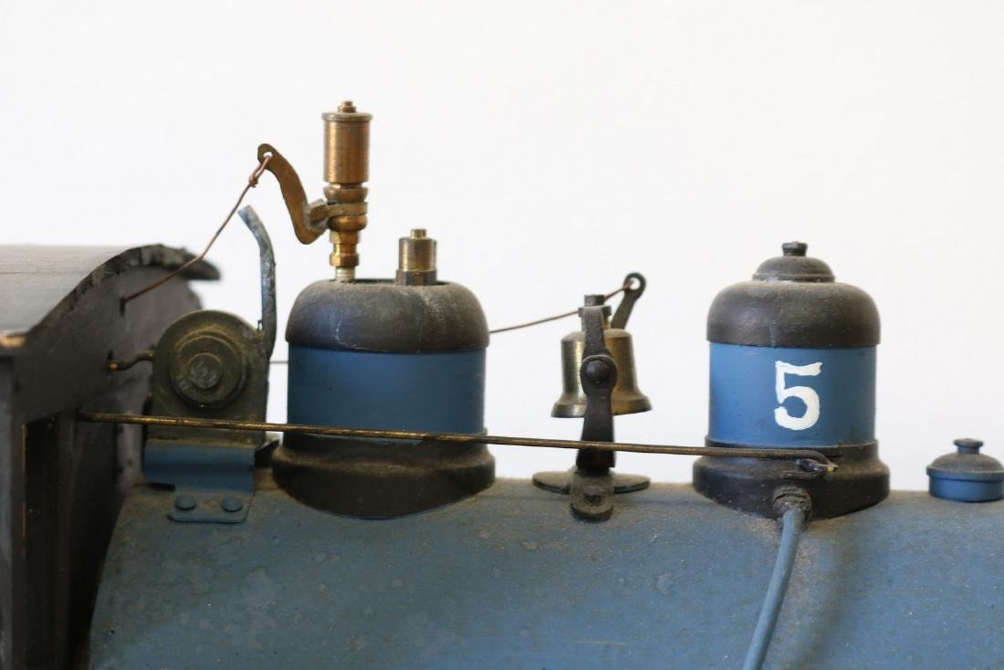Steam Engine Train all hand made - 7
