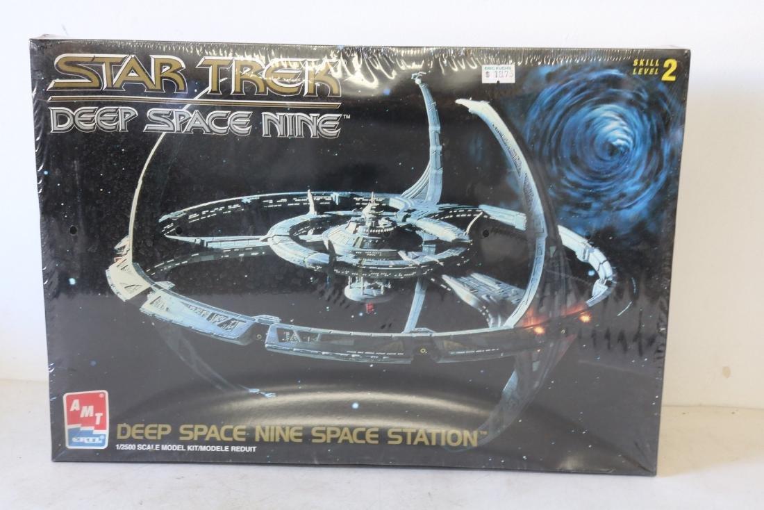 AMT Ertl, Star Trek, Deep Space Nine Space Station