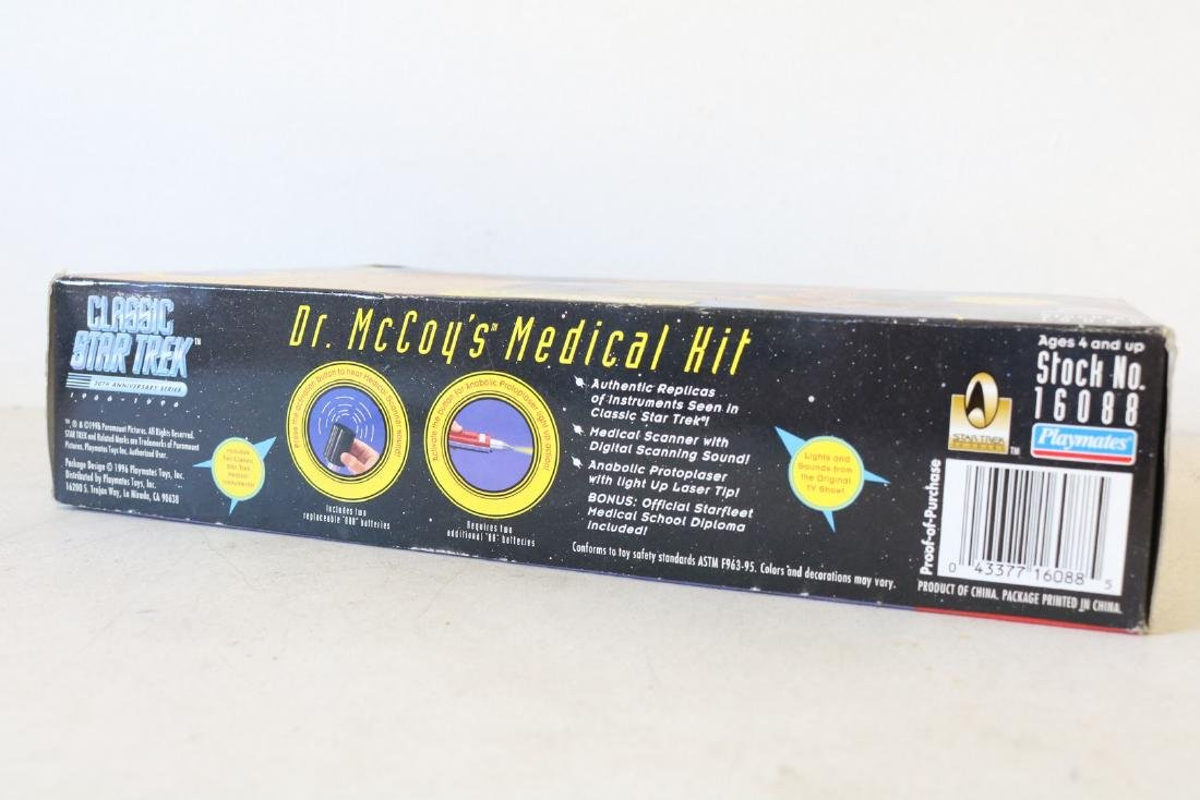 Dr. McCoy's Medical Kit, Star Trek collector's Edition - 4