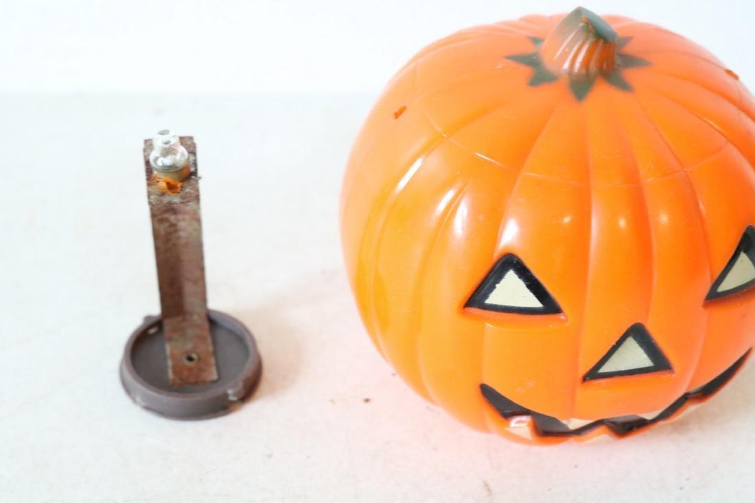Battery operated Pumpkin Light - 4