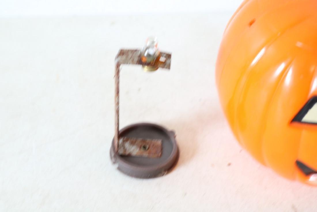 Battery operated Pumpkin Light - 5