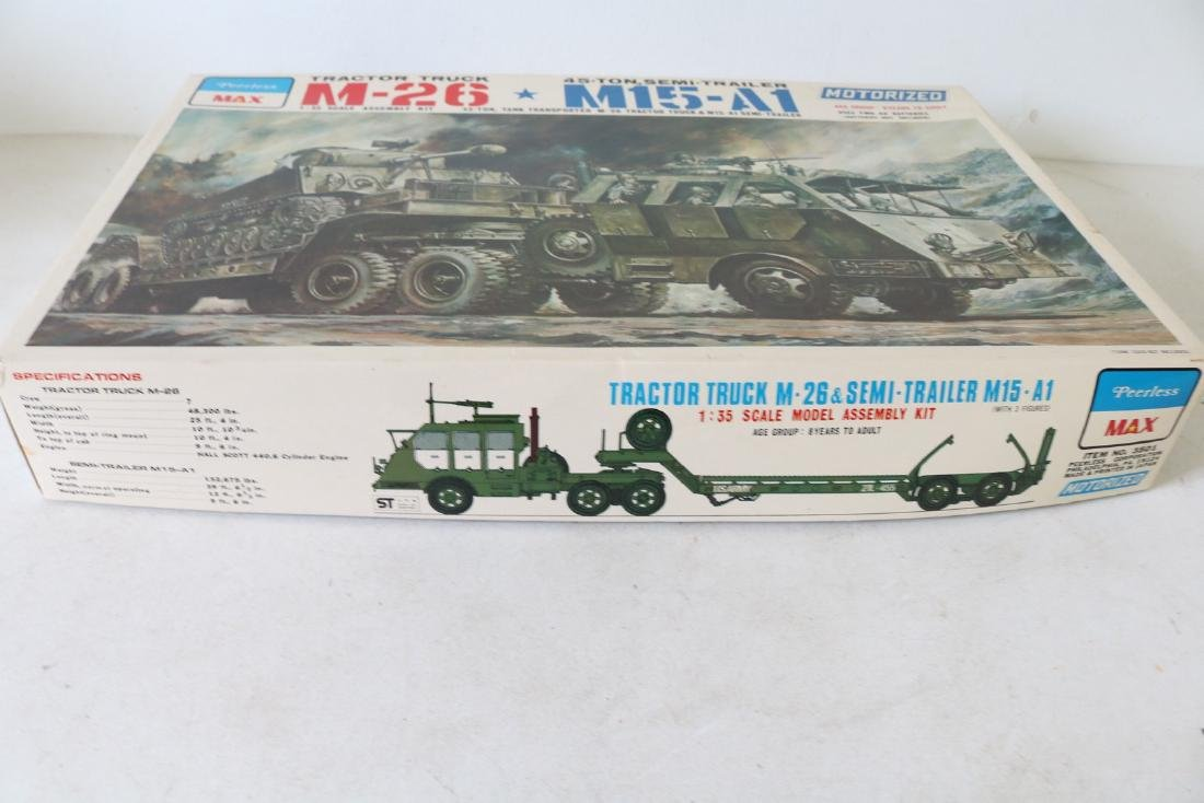 Peerless Motorized Model Kit - 2