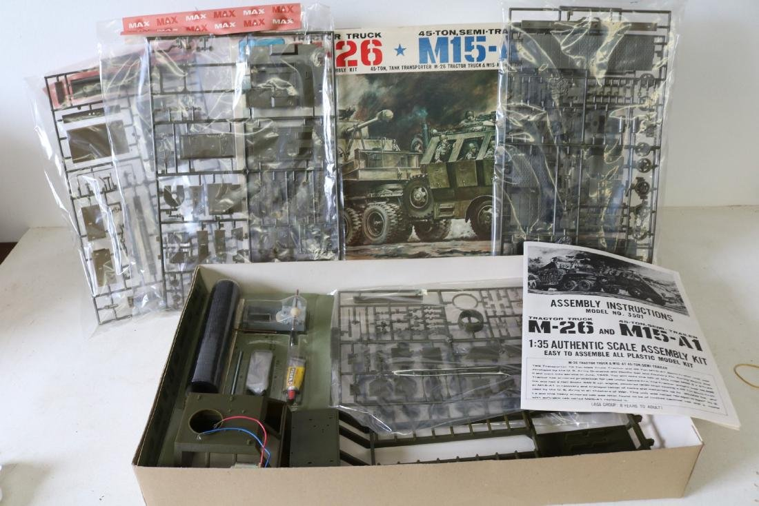 Peerless Motorized Model Kit - 4