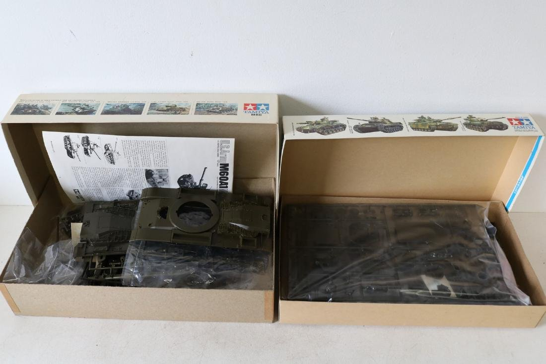 Lot of 2 Tamiya Model Kits - 3