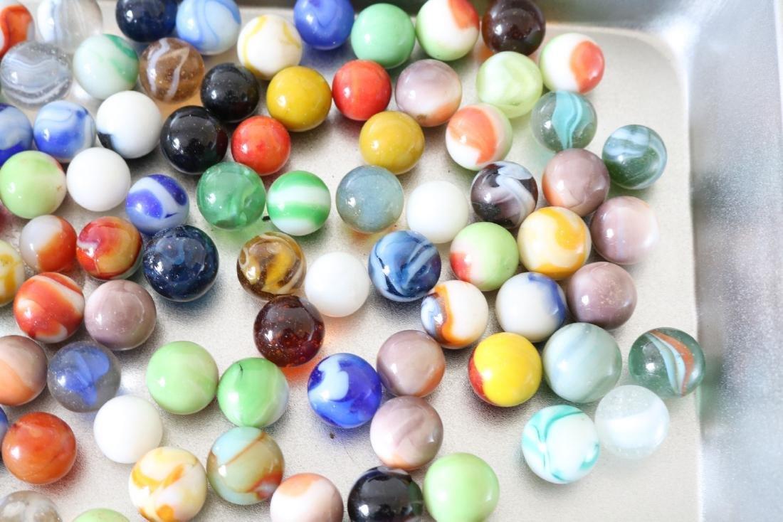 Lot of Vintage Marbles - 3