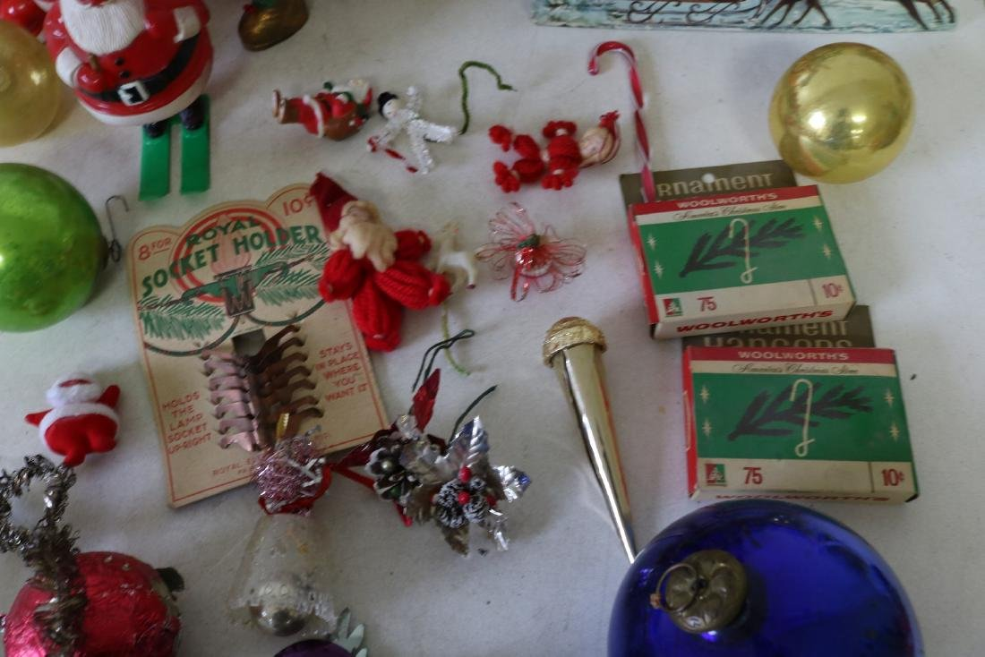 Lot of Vintage Christmas - 5
