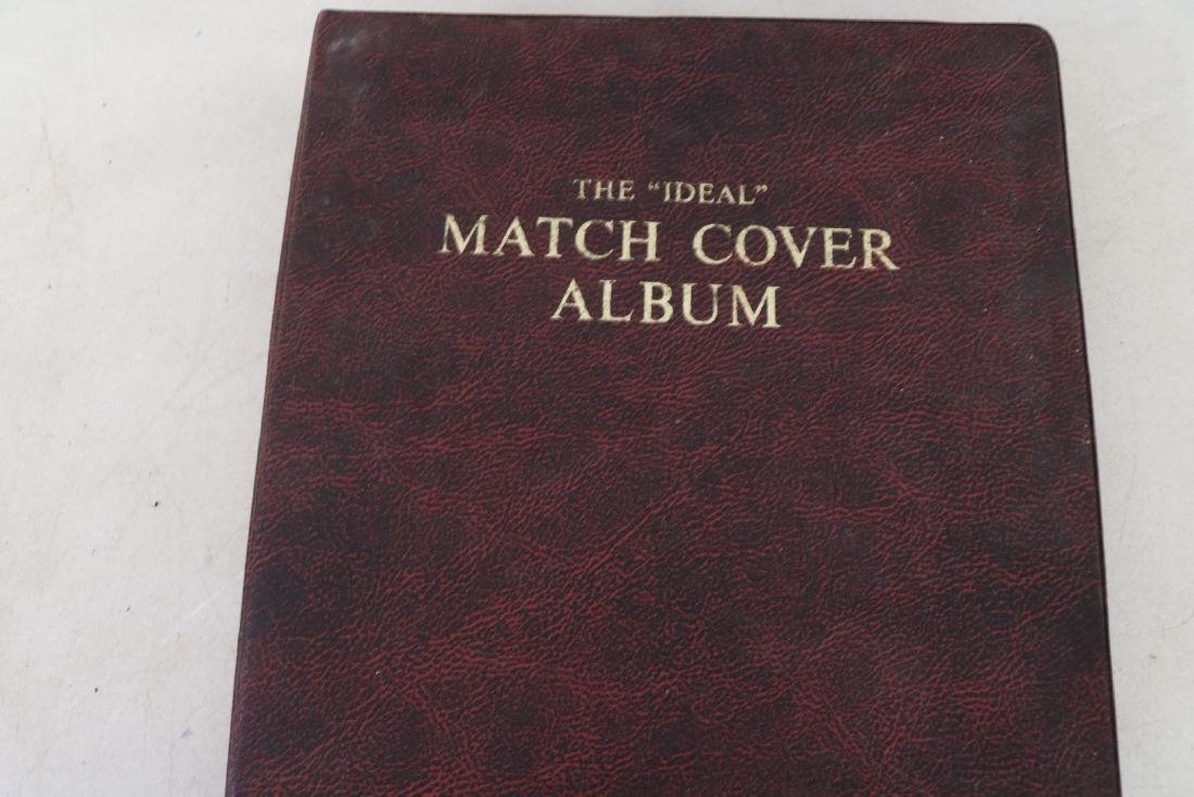 Match Cover Album, with 200 plus Covers
