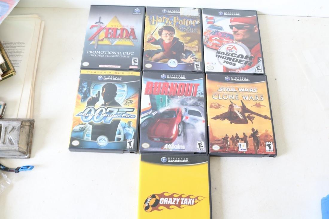 Lot of 7 Nintendo Gamecube Games
