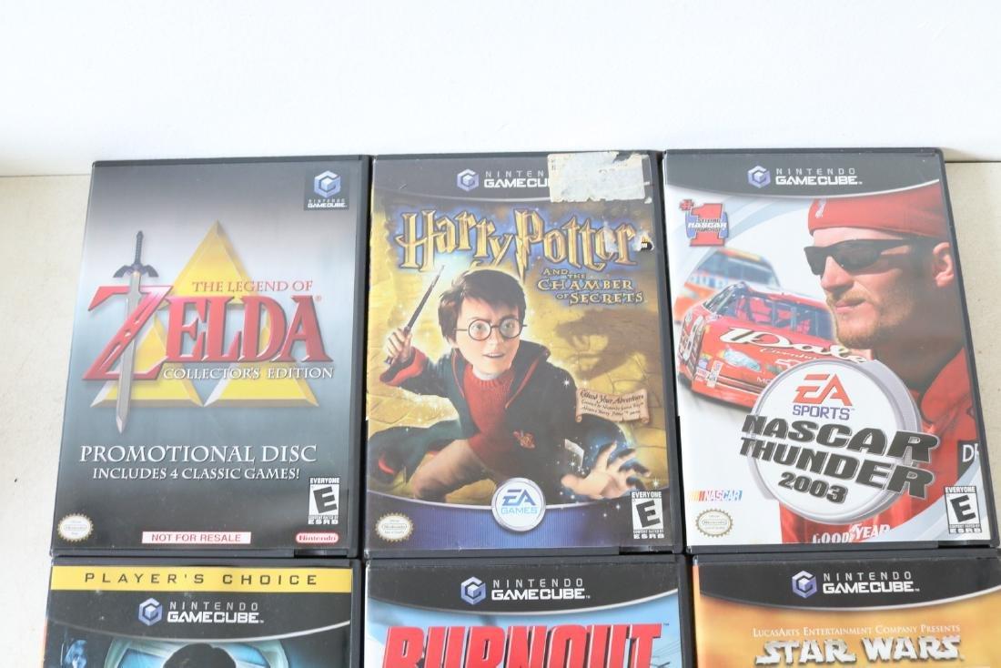 Lot of 7 Nintendo Gamecube Games - 2