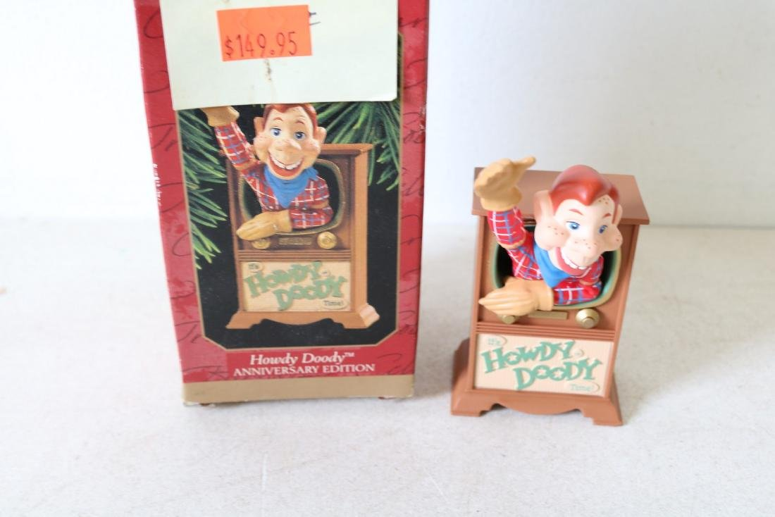 Autographed Howdy Doody signed Buffalo Bob Smith