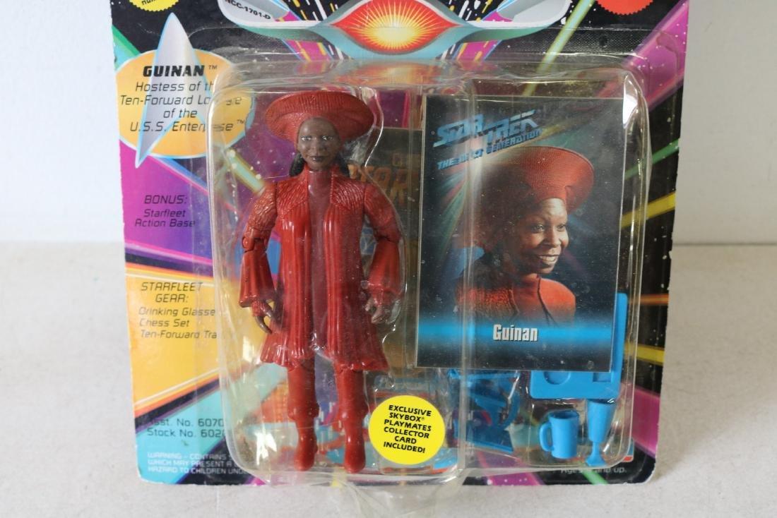 1993 Star Trek Woopy Goldberg as Guinan, new in package - 2