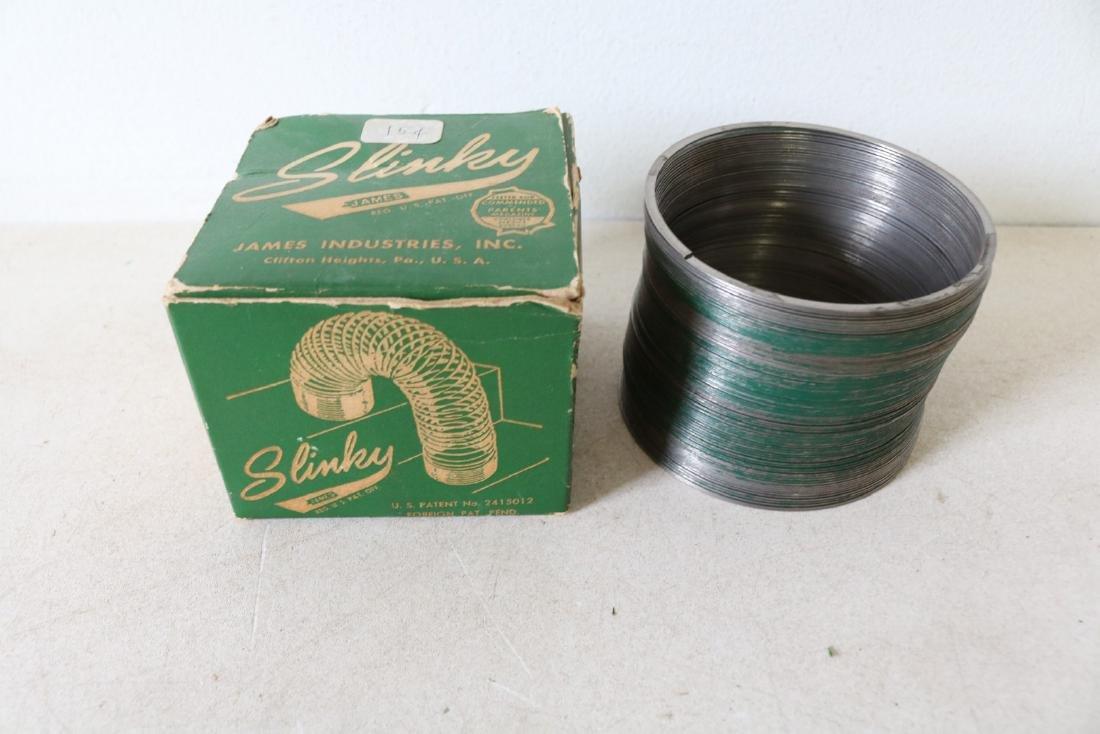 1947 Slinky in original box