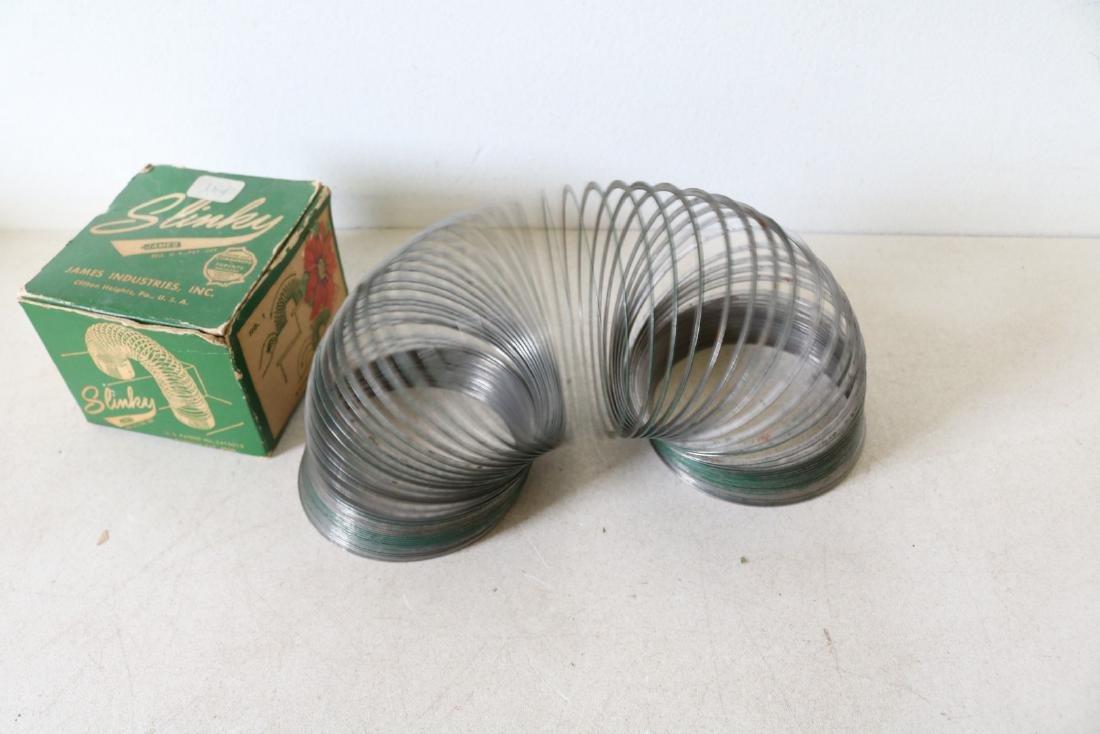 1947 Slinky in original box - 2