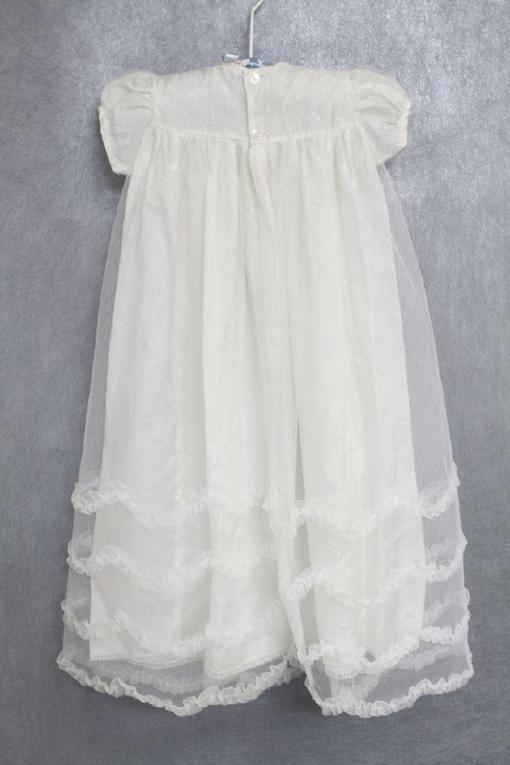 Vintage Lot of 1960s Girls White Gowns - 4