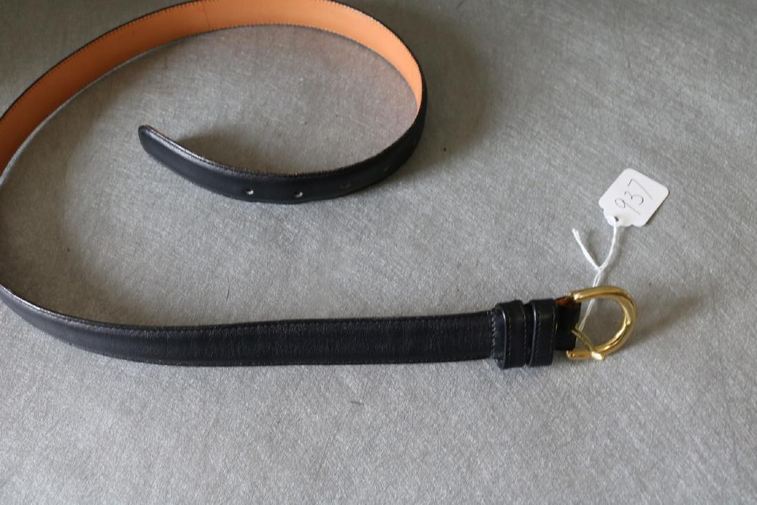 Lot of Vintage Womens Belts - 6