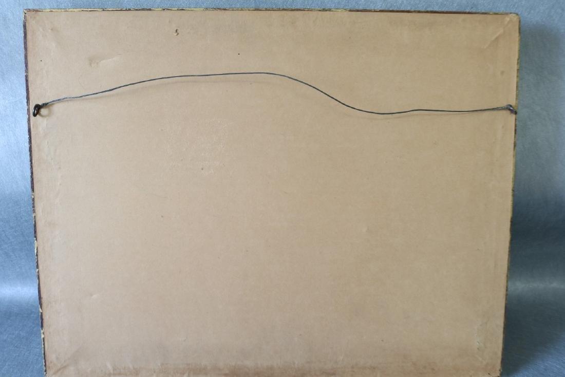 W. H. Partridge, Oil on Board - 5