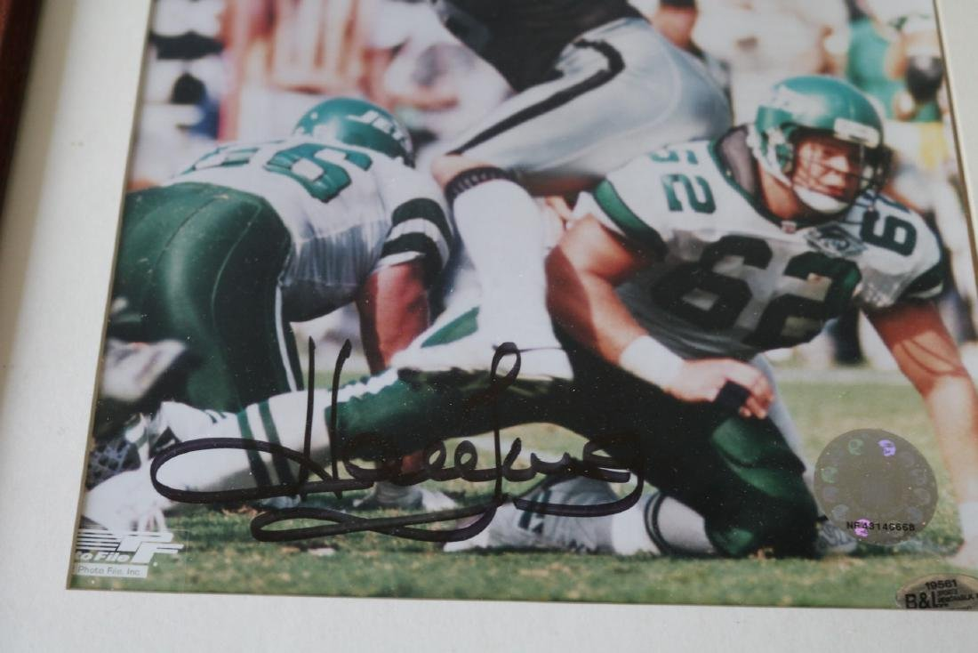 Autographed Terry Bradshaw, official Photo - 2
