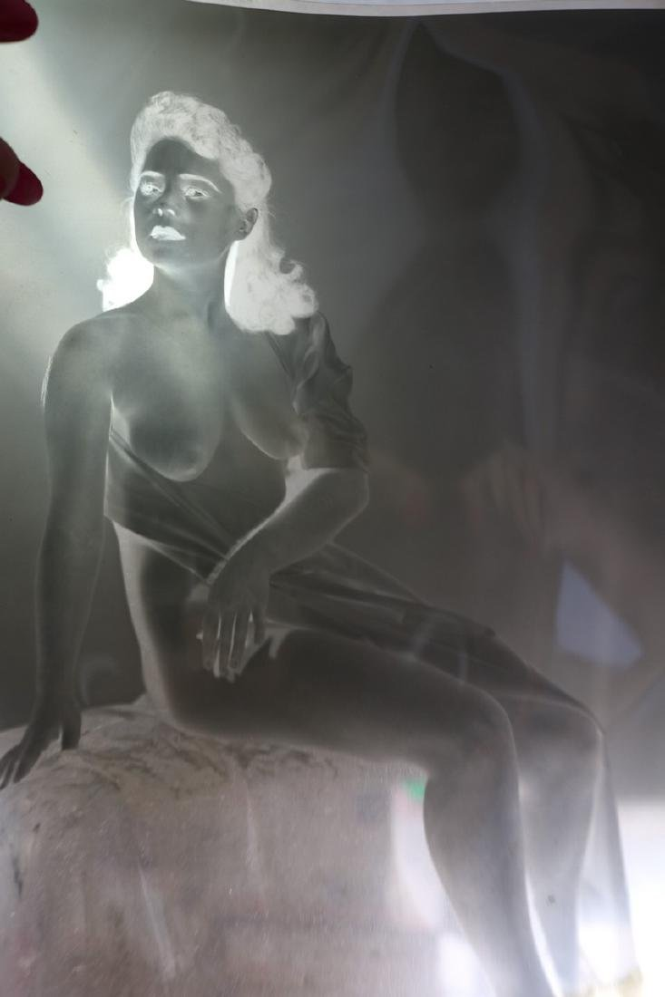 Lot of 8, 1930 Negative, Nudes