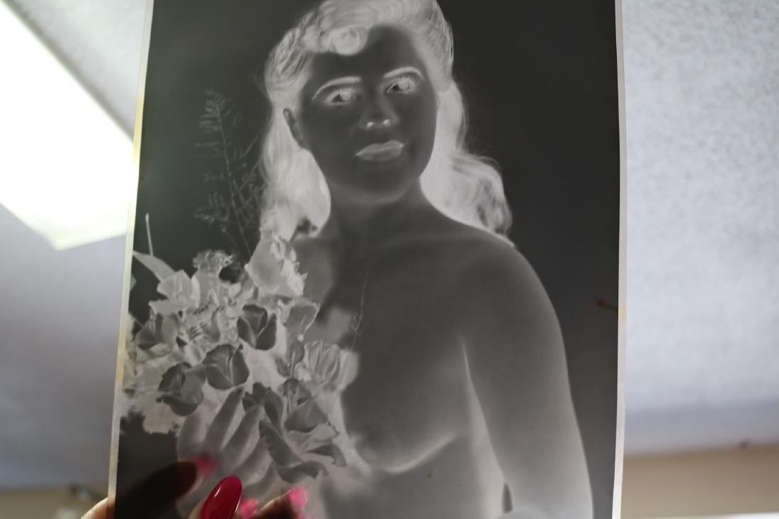 Lot of 8, 1930 Negative, Nudes - 9