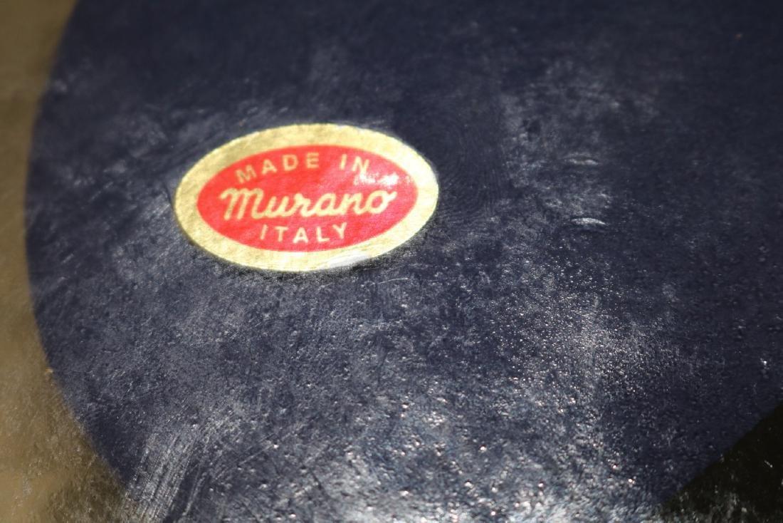 Large Murano Glass Bowl - 4
