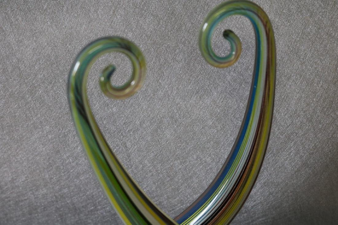 Vintage Murano Art Glass Sculpture - 3