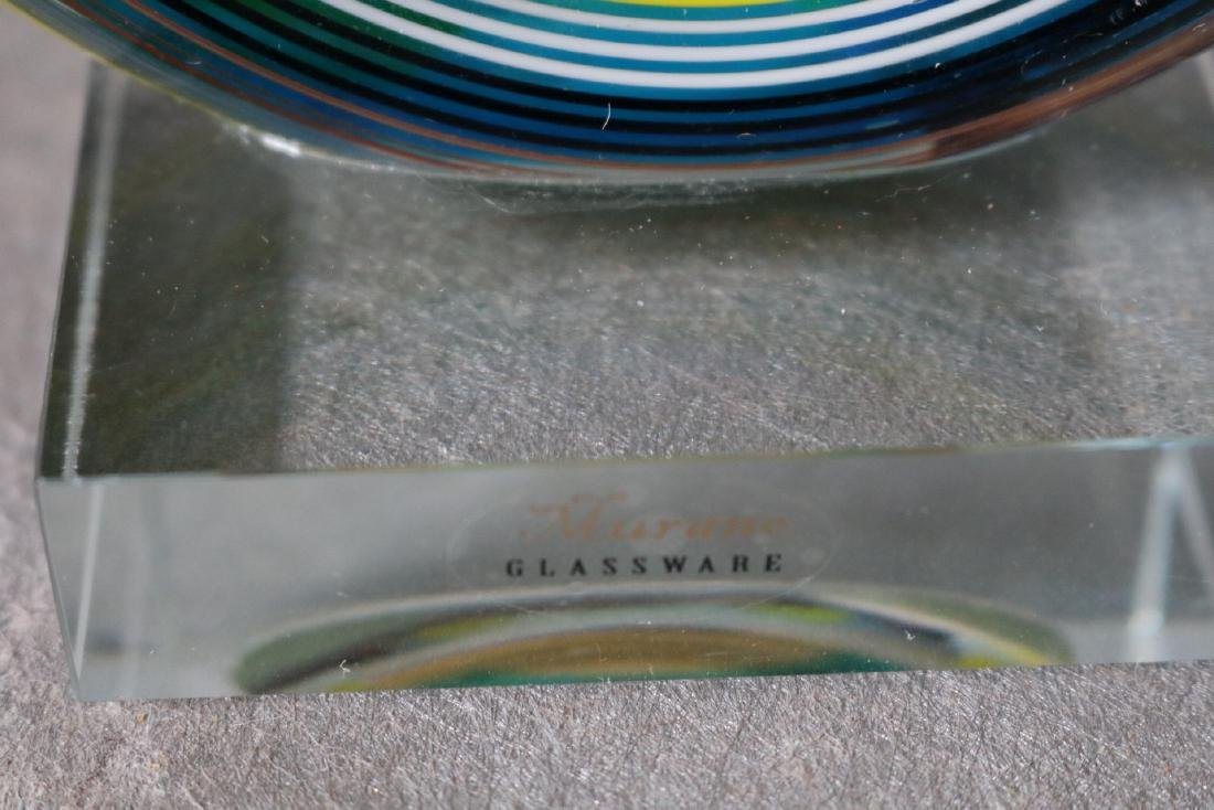 Vintage Murano Art Glass Sculpture - 4