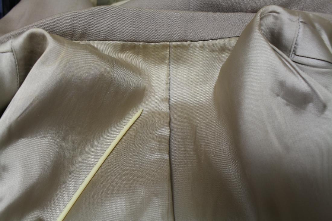 Vintage 1940's Wool Skirt Suit - 4